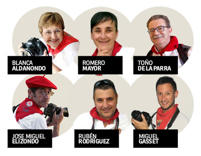 Fotógrafos Fiestas de Tudela